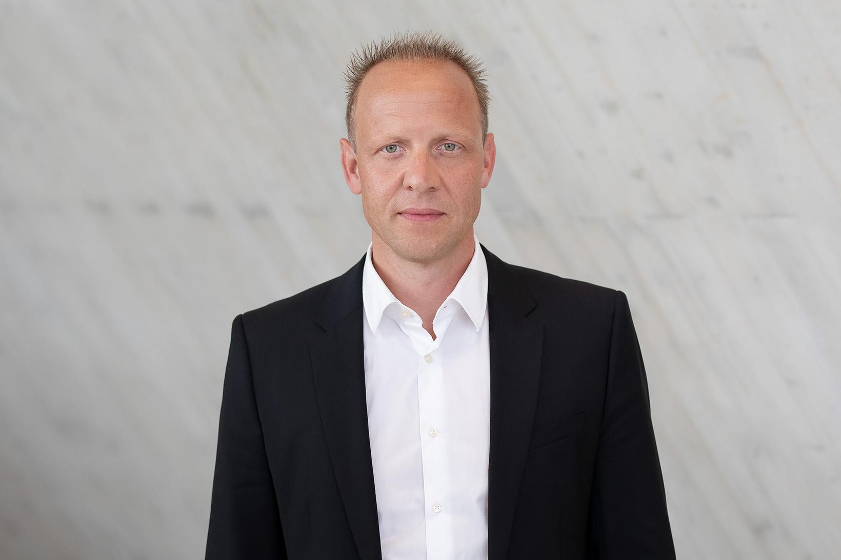Porträt Harald Badinger