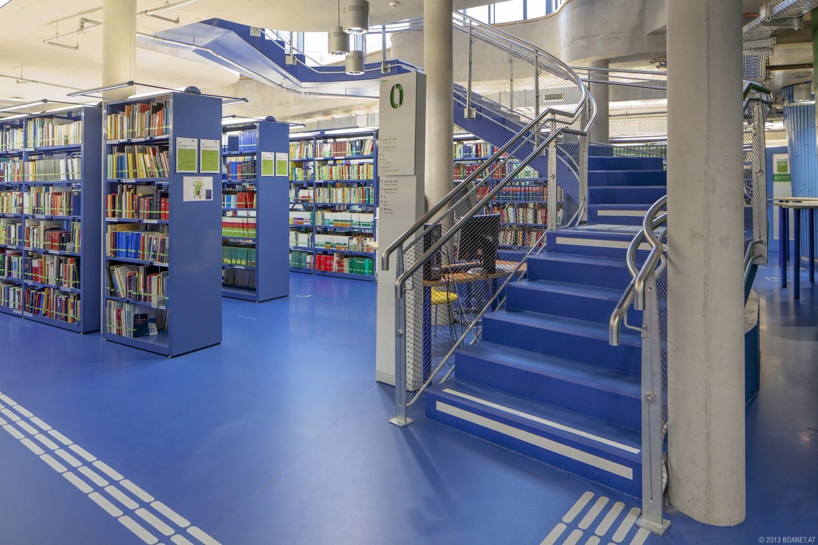 Bibliothek D3 (c) BOAnet