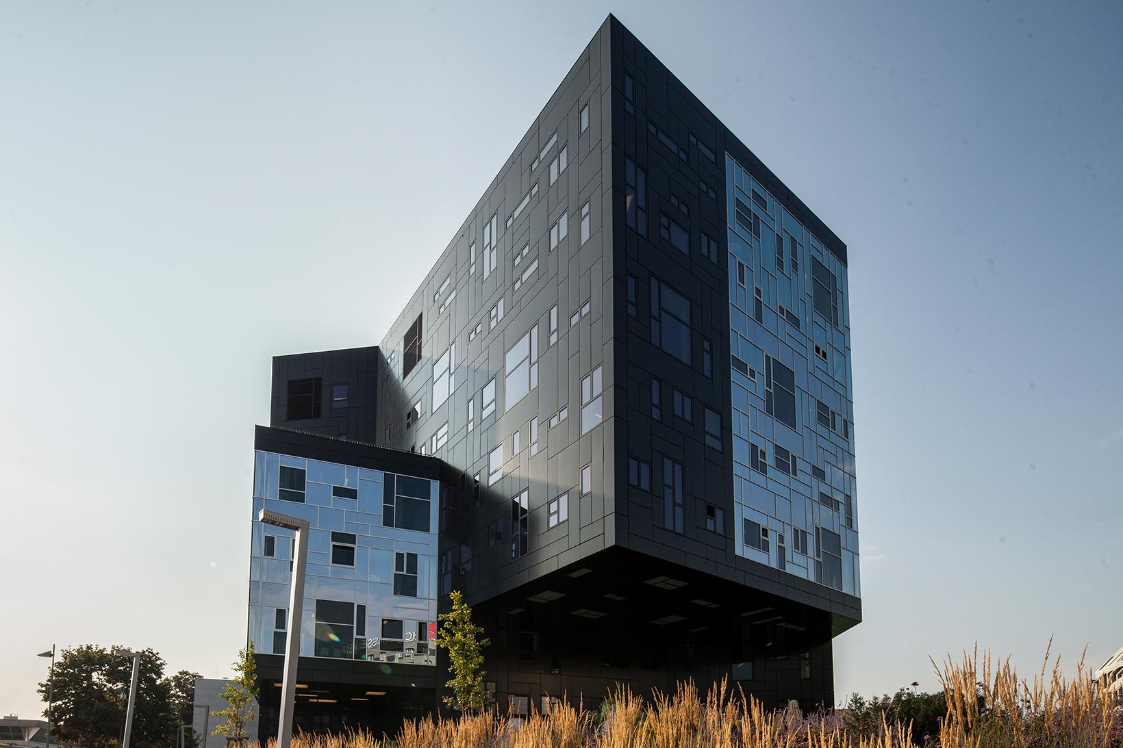 Campus WU, Gebäude EA (c) BOAnet