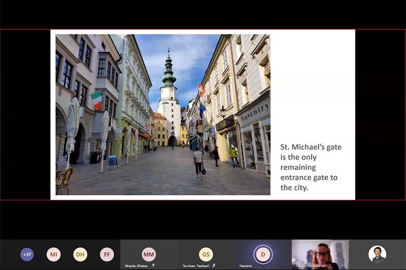 CEC Virtual City Tour Bratislava