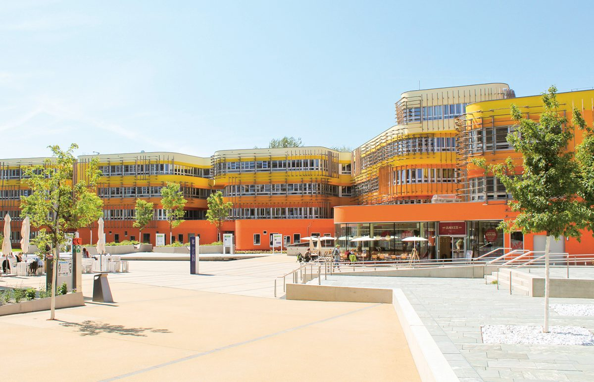 Campus WU (c) Werner Weißhappl